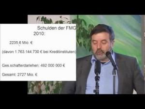 Dr. Christian Magerl – Vortrag in Fahrenzhausen
