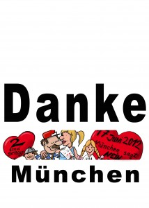 Danke München!!!